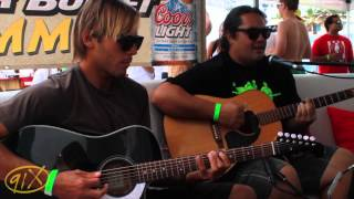 "Iration - ""Back Around"" acoustic"