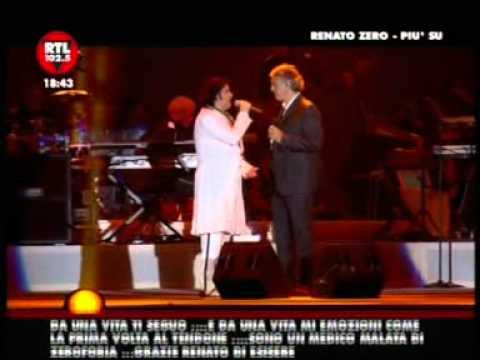 Più su – Renato Zero feat. Andrea Bocelli