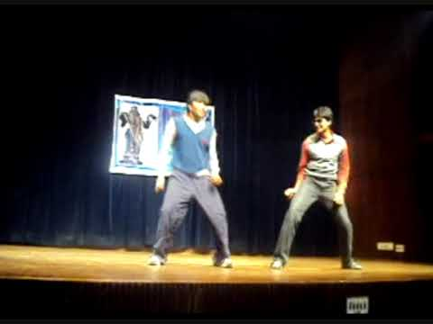 Dance on Arya2-My Love is Gone..IITD Telugu Freshers Party09...