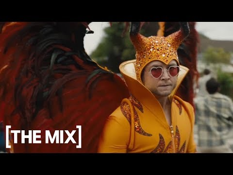 Rocketman Director Explains Why His Film Is Less Sanitised Than Bohemian Rhapsody | The Mix