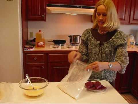 Betty's Country Chicken-Fried Beef Steak Recipe