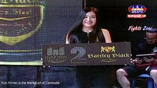 Kun Khmer, Chhut Sereyvanthorng Vs Thai, Ouy Siam, SEATV boxing, 6 May 2018, Knockout  Fights Zone