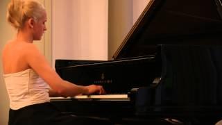 Frédéric Chopin Nocturne In E Flat Major Op 9 No 2 By Aleksandra Mikulska