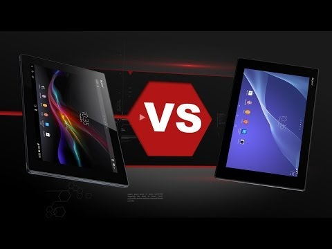 Xperia Z2 Tablet Vs. Xperia Tablet Z - 14 Reasons to Upgrade!
