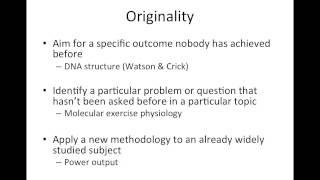 sports science dissertation