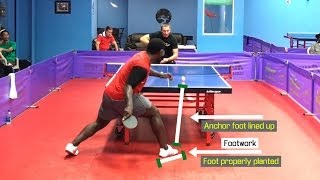 The Perfect Forehand Loop HD