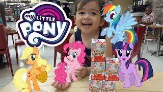 My Little Pony Kinder Surprise   Baby Playful