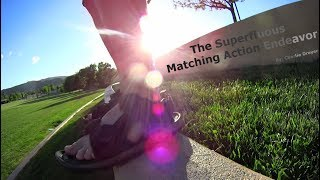 The Superfluous Matching Action Endeavor