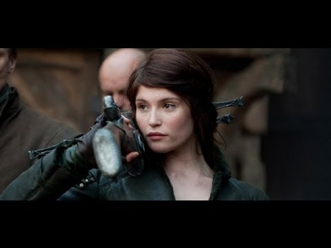 Gemma Arterton on Hansel and Gretel Witch Hunters