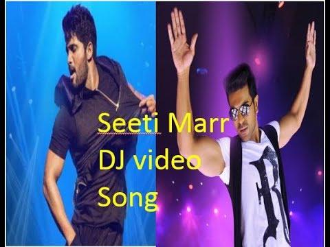 Dj duvvada jagannadham Seeti Maar video song Ram Charan version