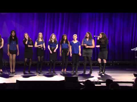 Oakland School for the Arts, Vocal Rush, Student Performance, CCSA Conference 2014
