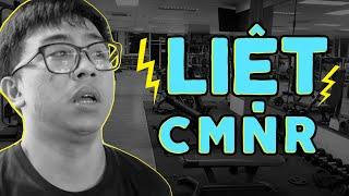 DailyVlog | Vlog tập gym: Ngày đầu ăn hành sml.... | Tân 1 Cú