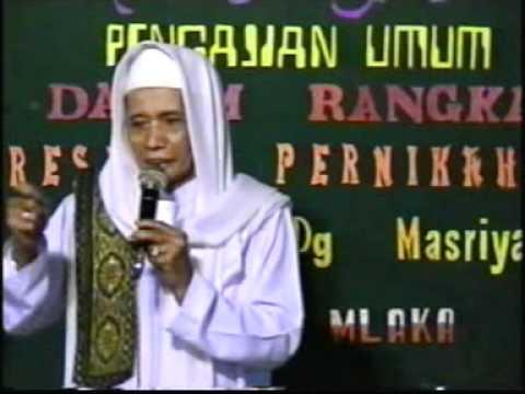 Ibnu HZ Ceramah agama K.H.Marzuki - Langala 5.mpg
