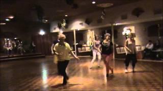 Choreography Ten Feet Off The Ground