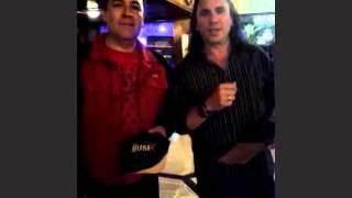 Academia Hermans Video - Saludo de Joey Ojeda ( Chile ) para Academia de la Musi-K
