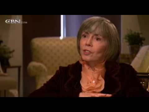 Anne Rice: Surrender to Love - CBN.com