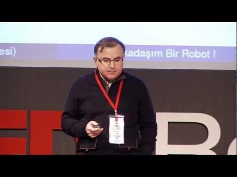 Arkadaşım Bir Robot! : Levent Akın at TEDXReset