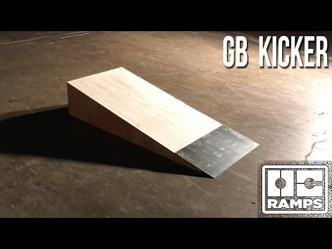 Grind Box Kicker by OC Ramps