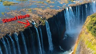 The Smoke That Thunders - Worlds LARGEST Waterfall
