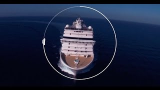 The first ever MSC World Cruise