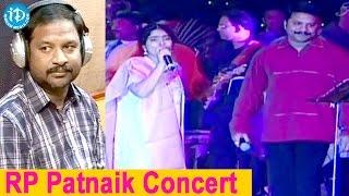 RP Patnaik, Usha - Rangabati Rangabati Song @ RP Patnaik Concert