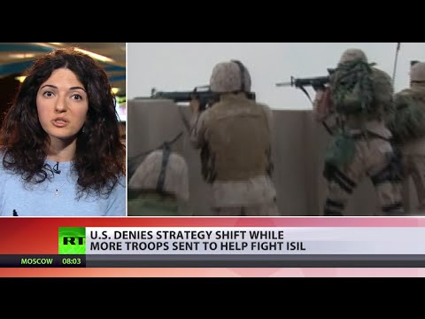 'No American boots in Syria' failed: US go on sending troops to Iraq & Syria
