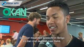 """Lancering Bordspel: """"This is not a game"""" met OKAN Roeselare - Wereldklasse"""