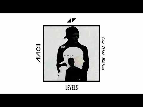Avicii - Levels (Low Pitch)