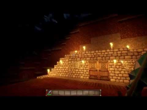 Minecraft showcase of SEUS unbelivable shaders with varrious mods