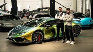 Customised Lamborghini Gets Vandalised - Ferraghini Supercars Episode 3