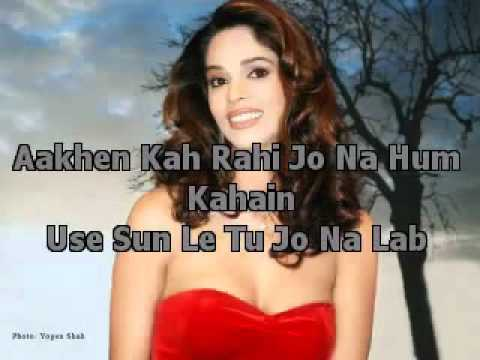 Bheegey Hont Tere(murder)karaoke With Lyrics video