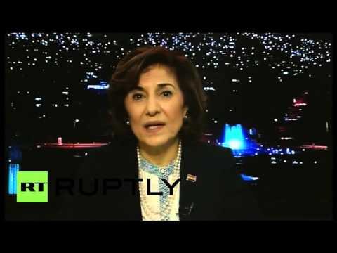 Syria: Assad advisor defends Kurdish militias as Turkish shelling continues
