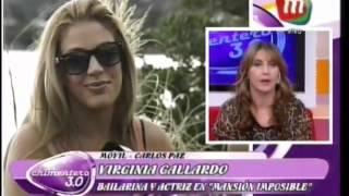 Virgina Gallardo le contestó a Fátima Florez luego de que se metiera con Mansión Imposible