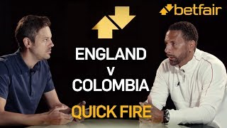 Rio Quickfire | Belgium vs Japan? England vs Colombia? Rashford or Sterling?