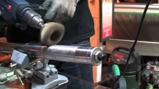 Projecto completo Scrambler Honda XR 250 R