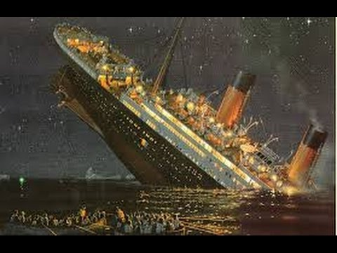 Titanic Sinking Conspiracy The Titanic Sinking Conspiracy