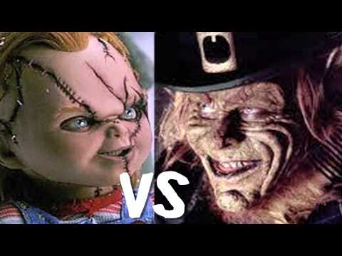 Monster Brawl 2013 Prelims-  Chucky Vs Leprechaun
