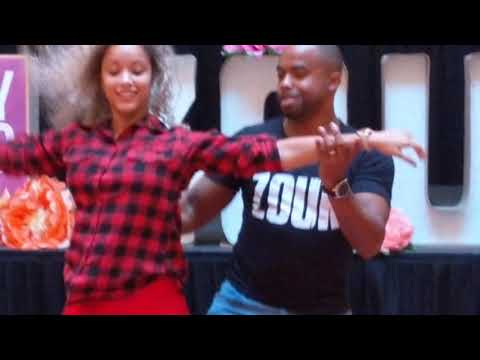 SSZF2018: Fernanda & Carlos in Saturday afternoon workshops demo ~ Zouk Soul
