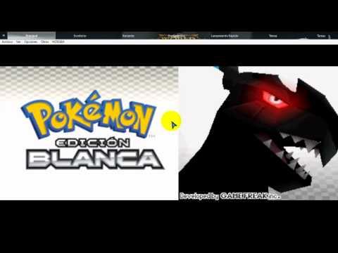 Pokemon Blanco y Negro En La PC + Emulador + Pack de juegos