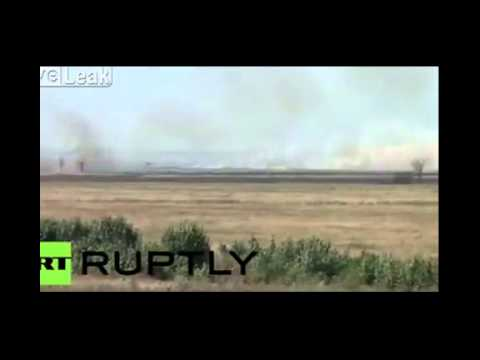 Russia: Assault helicopters unleash missiles in military drill