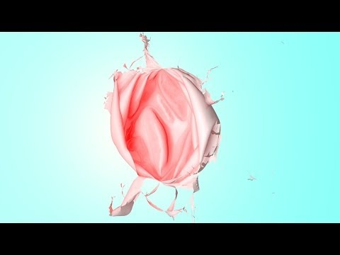 Cinema 4D Tutorial How to Explode Object with Cloth
