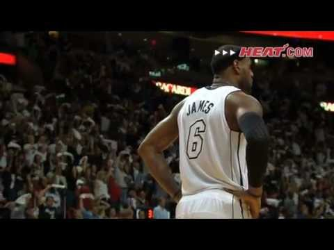 Inside The HEAT: LeBron James Part 3