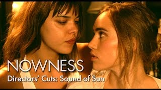 "Suki Waterhouse and Sean Penn in ""Sound of Sun"""
