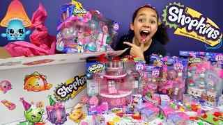 NEW Shopkins Season 7 Birthday Cake Surprise - Party Game Arcade - Surprise Toys For Kids