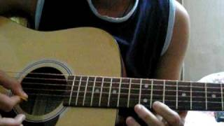 O Saathi Re - Acoustic Guitar (with tabs)
