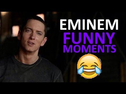 Eminem FUNNY MOMENTS (BEST COMPILATION)