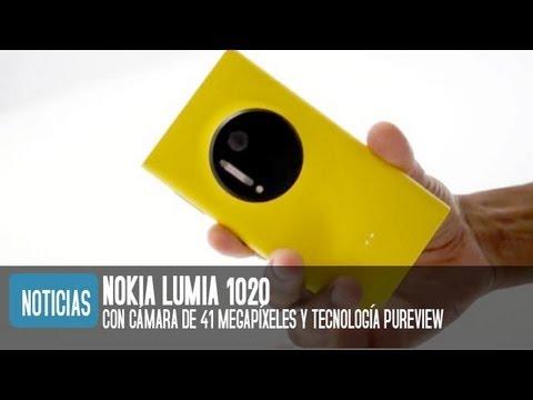 Nokia Lumia 1020, precio y caracter�sticas del nuevo Windows Phone