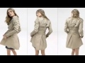 H&M Fall 2010 TV Commercial (Women's Trench)