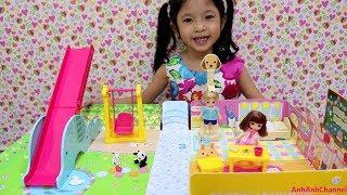 Nhà Trẻ của Búp Bê Licca Chan - Lica Chan, Miki Maki Kindergarten