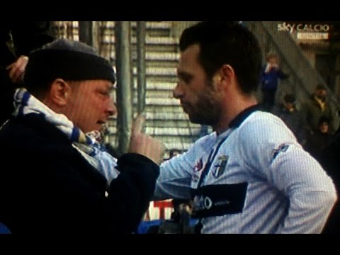 "Un ""barra brava"" amenaza a un jugador italiano"